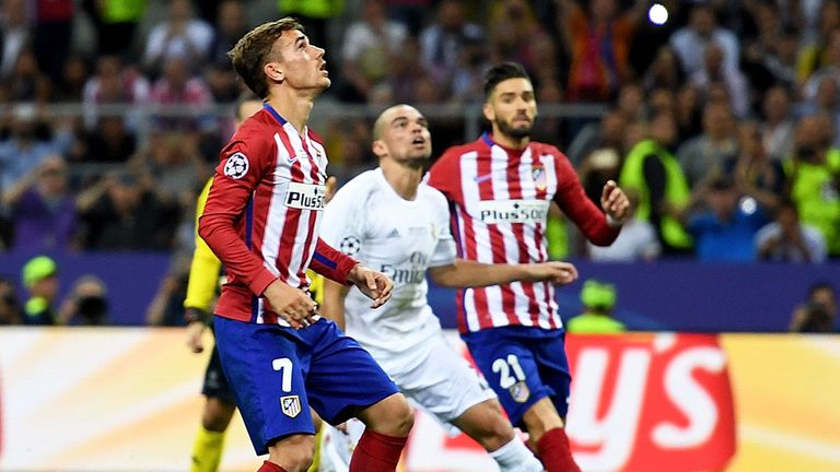 Griezmann has been influential for Atletico over the last couple of seasons
