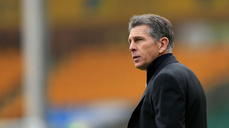 Puel's side take on Spurs this Sunday, live on Sky Sports