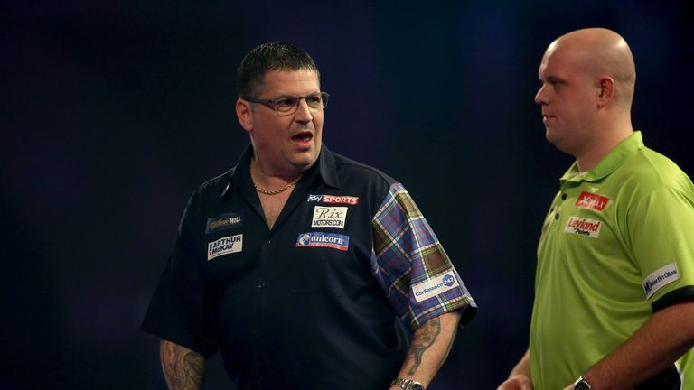 Anderson and Van Gerwen have now shared the last four PDC titles
