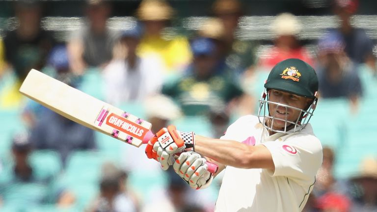 David Warner says Australia's players will not back down in their pay dispute