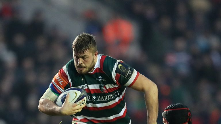 Slater has been with the Tigers for seven seasons and became club captain for a spell during his time at Welford Road