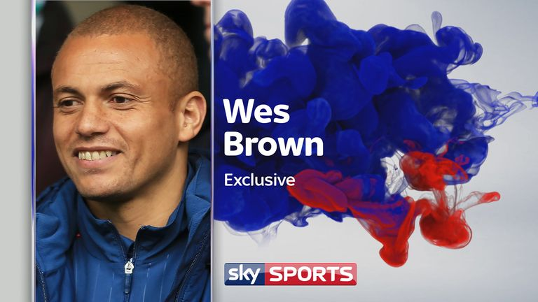 Wes Brown discusses his desire to continue playing for as long as he can