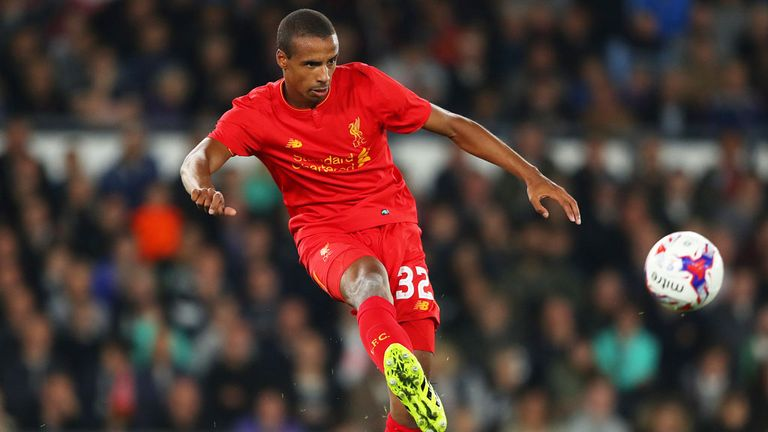 Joel Matip has been a towering presence at the back for Liverpool
