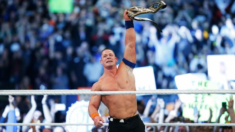 WWE Royal Rumble - John Cena