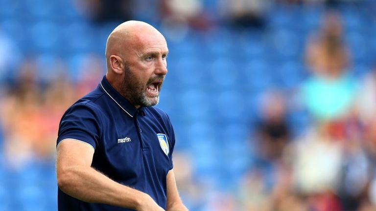 John McGreal: Injury woes