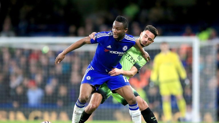 John Obi Mikel has confirmed he is leaving Chelsea to play in China