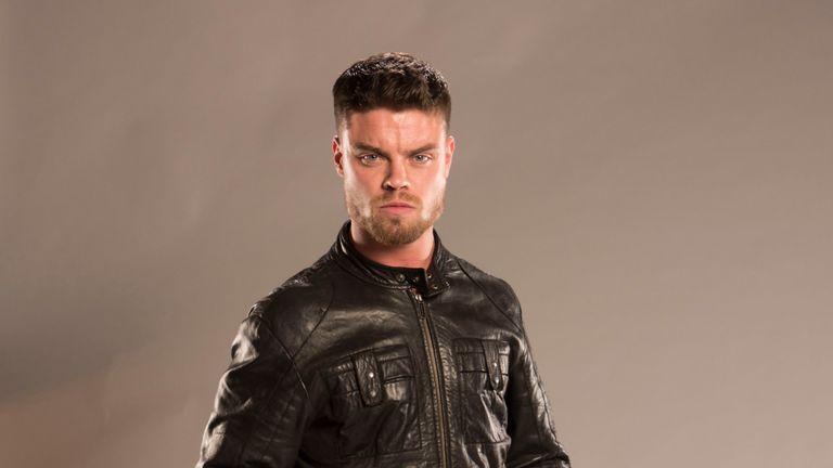 Jordan Devlin will take part in the inaugural WWE UK Championship Tournament