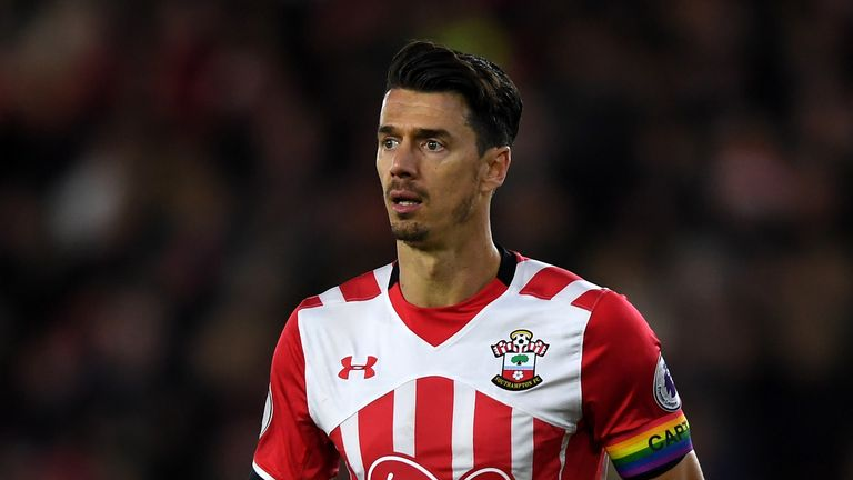 Jose Fonte's departure had already left a gap in the Southampton back-four