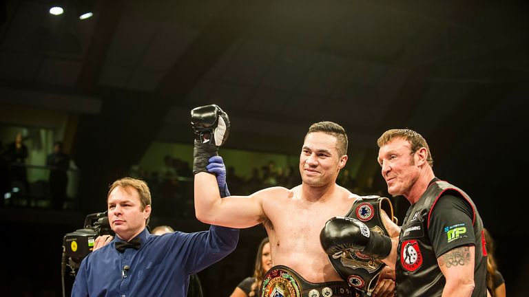 WBO champion Joseph Parker is another possible fight for Bellew, according to Hearn