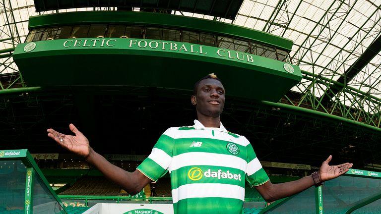 Celtic beat Genk to the signature of Eboue Kouassi three years ago