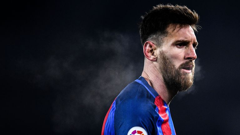 Concerns over whether Lionel Messi would be allowed entry to the Champions League final in Cardiff were raised by the UEFA president
