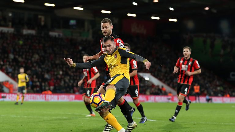 Despite his meagre minutes, Perez still managed seven goals, including a spectacular volley at Bournemouth