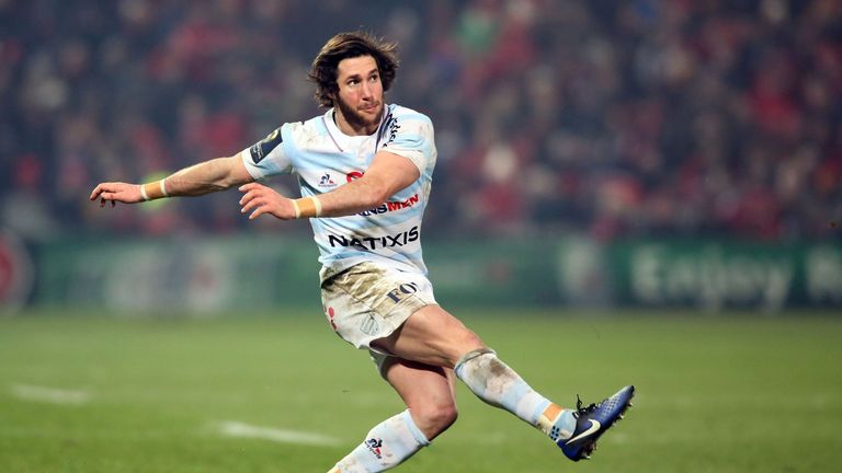 Maxime Machenaud and co had to beat Munster at the U Arena to remain in the Champions Cup