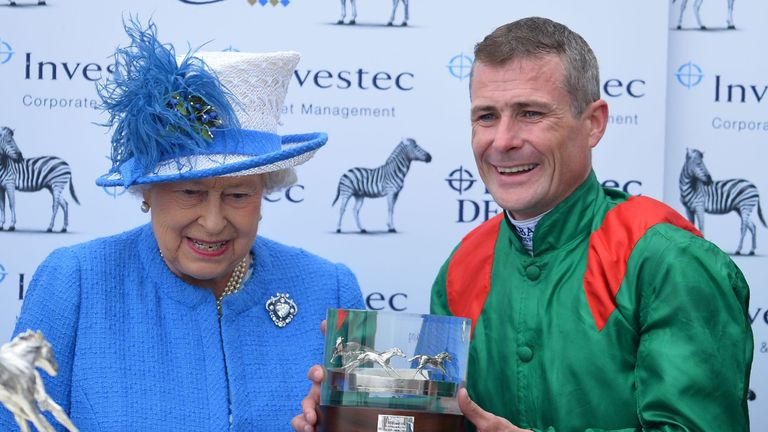 Pat Smullen in health setback - will miss charity race