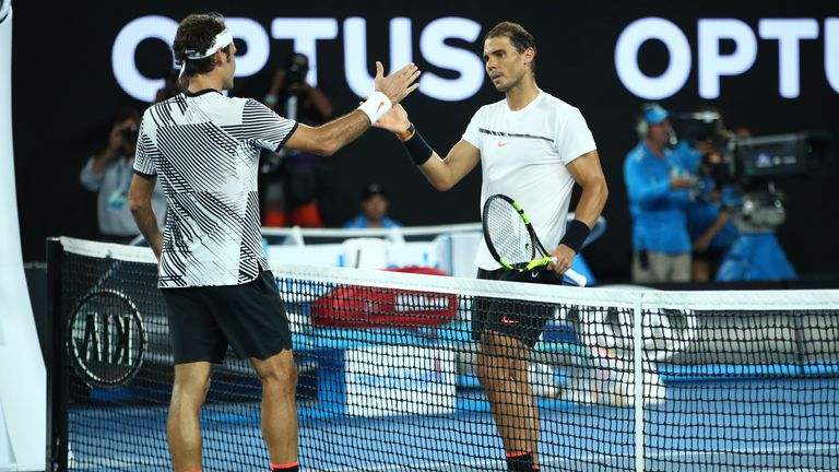 Nadal's performance was as big a surprise as Roger winning, believes Fleming