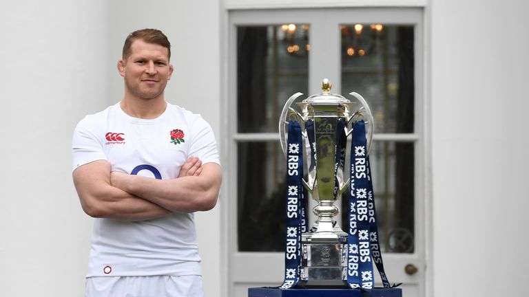 England captain Dylan Hartley returns to action at Twickenham after a six-week ban