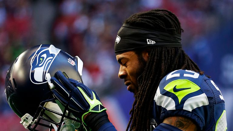 Richard Sherman is one of a number of players to leave Seattle over the offseson