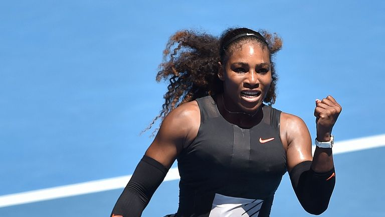 Serena Williams remains on course to eclipse Steffi Graffi and  claim a 23rd career Grand Slam singles title