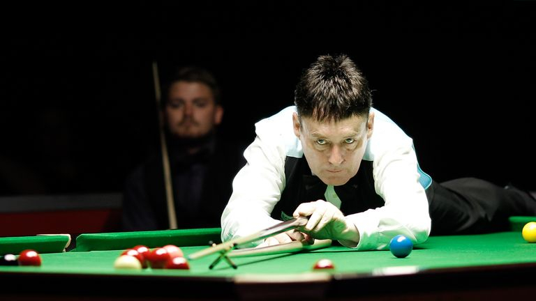 Jimmy White was aiming to make the Worlds for the first time in 14 years