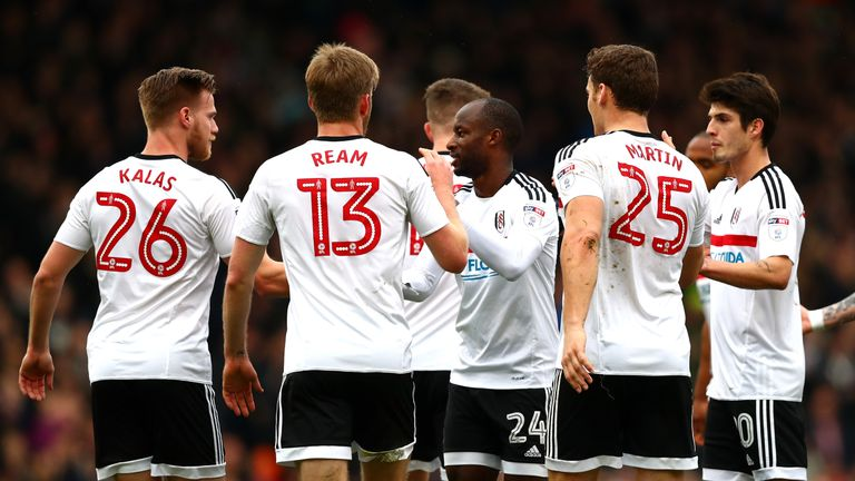 Championship side Fulham got the better of Premier League strugglers Hull