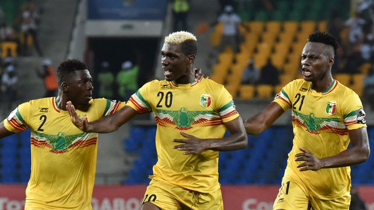 Yves Bissouma is a Mali international with 15 caps and three goals.