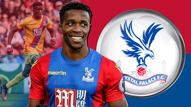 Wilfried Zaha Overlooked By England But Are His Talents