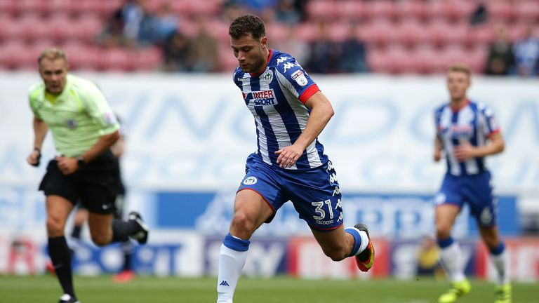 Yanic Wildschut could face old club Wigan when he returns to the DW Stadium with in-form Norwich