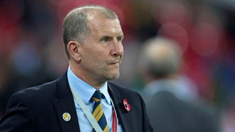 SFA chief executive Stewart Regan says the governing body will look to employ a manager who is willing to give youth a chance