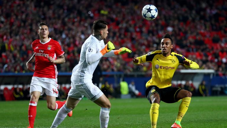 Ederson has earned valuable experience in two Champions League campaigns