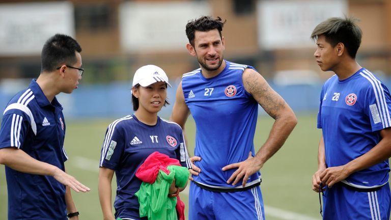 Chan Yuen-ting manages Hong Kong Premier League champions Eastern SC