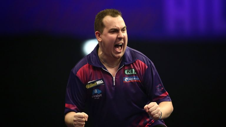 Kim Huybrechts pushed Wright to a decider but ultimately lost out