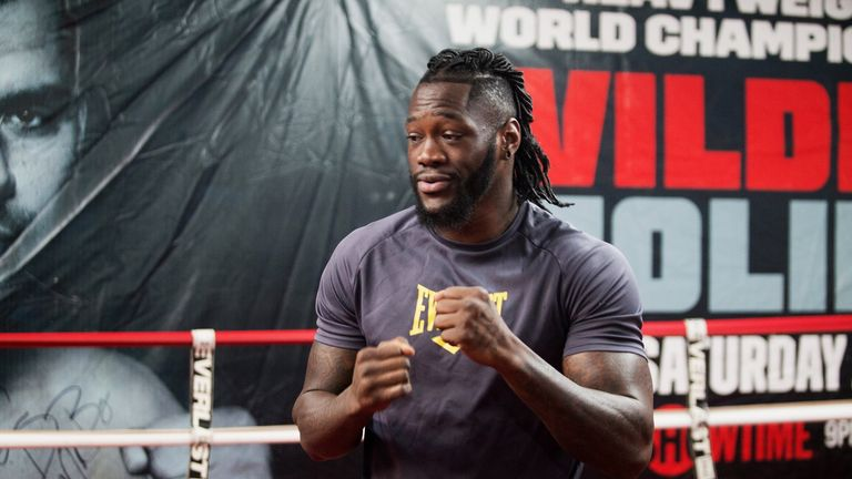 Joshua believes he will have to unify the division, potentially with a fight against Deontay Wilder, if he wants to be named as the best heavyweight in the