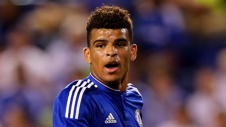 Solanke looked set to make the breakthrough at Chelsea but was made to wait