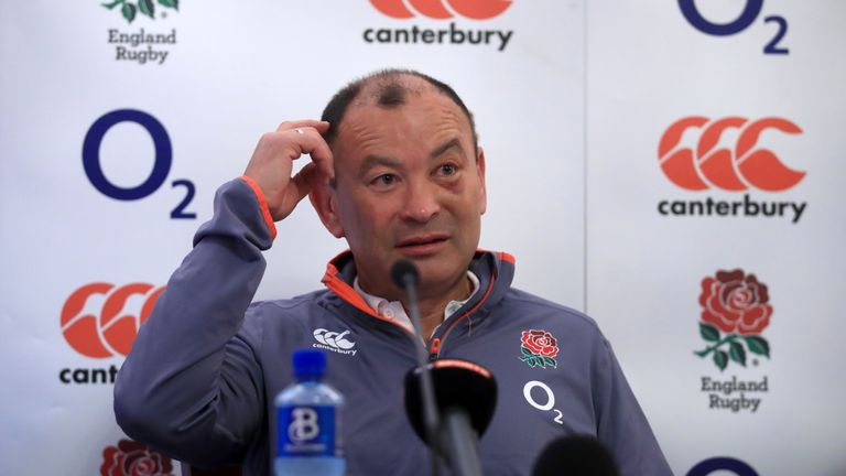 Eddie Jones says he can't work out why England's record in Wales is so poor