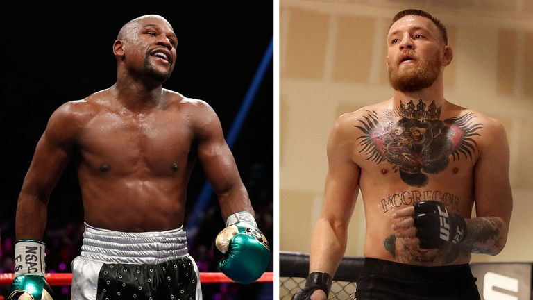 Floyd Mayweather Jr and Conor McGregor will fight on August 26 in Las Vegas