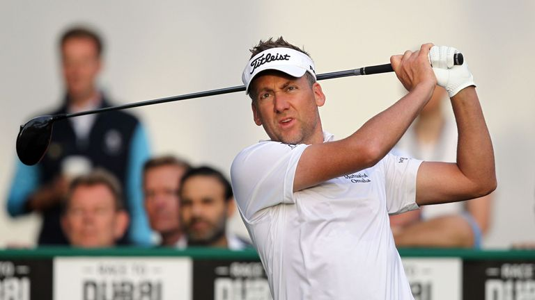 Ian Poulter has amassed eight top-10 finishes in majors