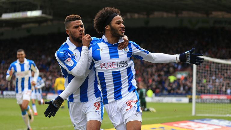 Can Huddersfield gatecrash the top two in the Championship?