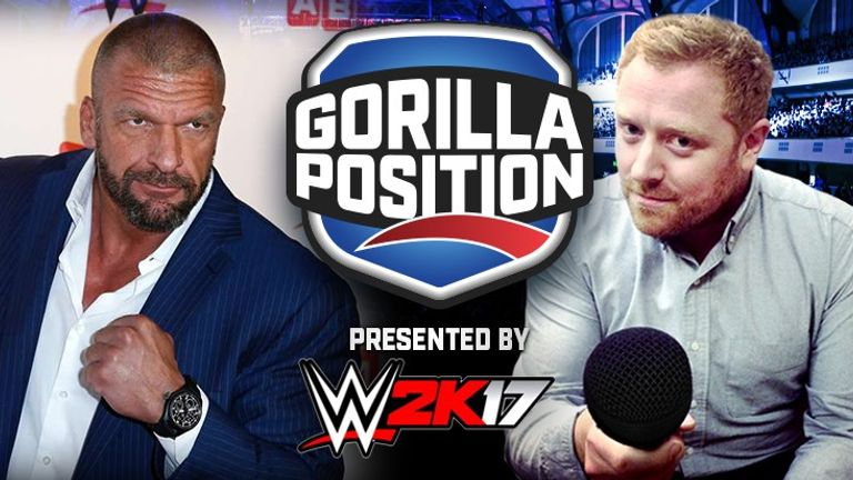 Triple H chats to James Delow on this week's podcast