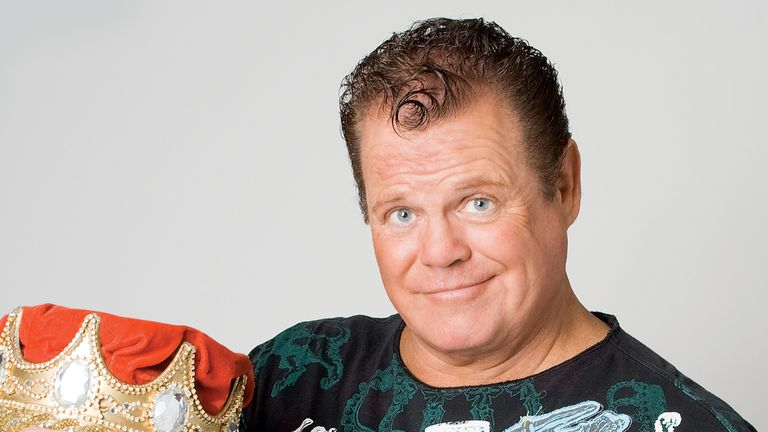 Jerry Lawler is about to embark on a spoken-word tour of the UK