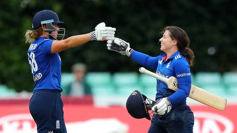 England's Women will be looking to reclaim the Ashes trophy they lost to Australia in 2015