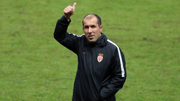 Leonardo Jardim's Monaco knocked Manchester City out of the Champions League