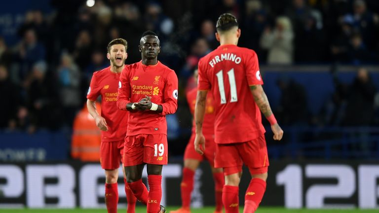 Liverpool were beaten 3-1 by Leicester on Monday Night Football