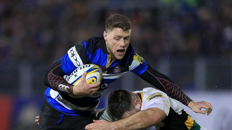 Rhys Priestland's last-gasp penalty snatched victory for Bath