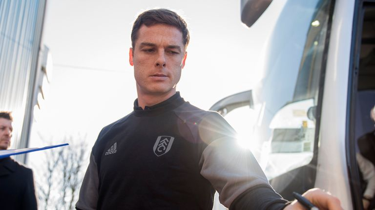 Scott Parker has been acting as a crucial go-between with the players