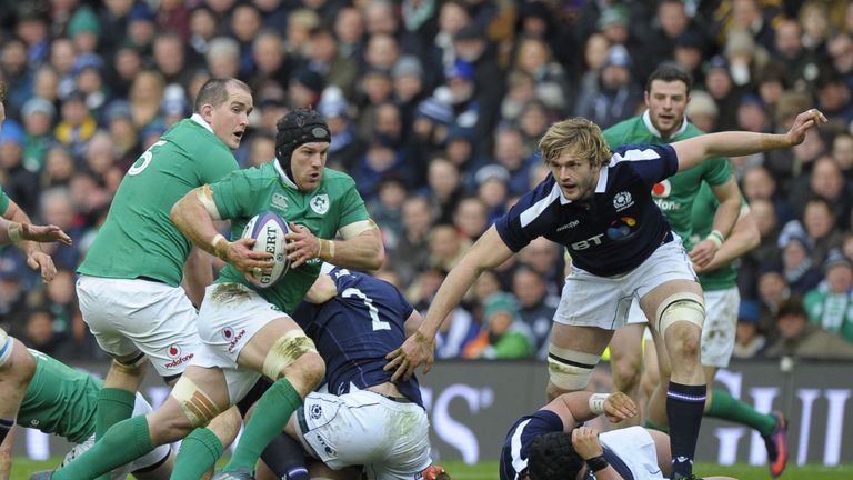 Ireland will look to bounce back against Italy on Saturday.