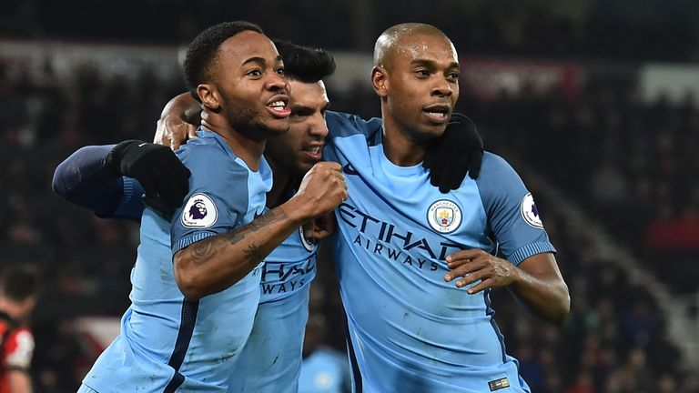 Man City could put the pressure back on Chelsea on Sunday evening