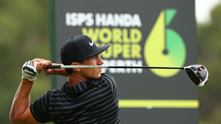 Thorbjorn Olesen is one of the players in action this week