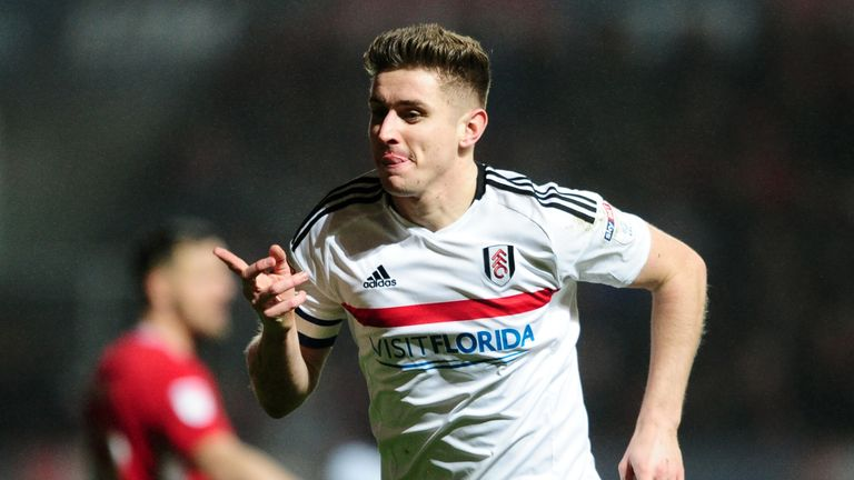 Cairney scored 13 league goals for Fulham last season