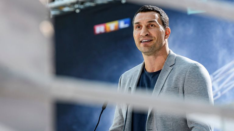 Wladimir Klitschko's 'obsession' is clearly real, says Johnny
