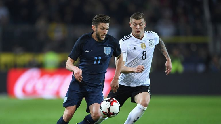 England tasted defeat for the first time under Gareth Southgate away in Germany on Wednesday